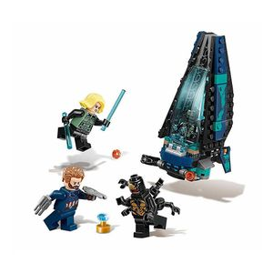 [LEGO: Avengers: Infinity War: Outrider Dropship Attack (Product Image)]