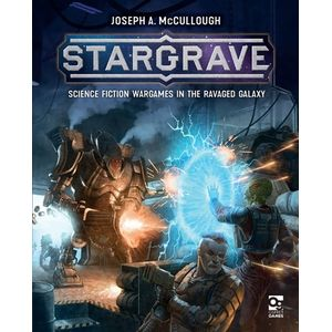 [Stargrave: Science Fiction Wargames In The Ravaged Galaxy (Hardcover) (Product Image)]