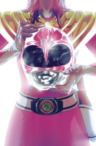 [Mighty Morphin Power Rangers #47 (Foil Montes Variant) (Product Image)]