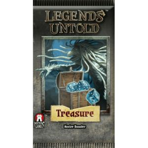 [Legends Untold: Novice Booster: Treasure (Product Image)]