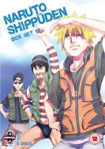 [Naruto Shippuden: Volume 18 (Product Image)]