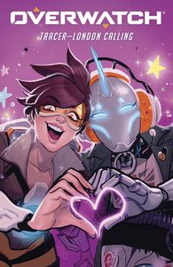[Overwatch: Tracer: London Calling #1 (Cover B Tarr) (Product Image)]