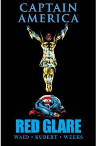 [Captain America: Red Glare (Premiere Edition Hardcover) (Product Image)]