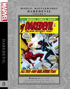 [Marvel Masterworks: Daredevil: Volume 8 (Hardcover) (Product Image)]