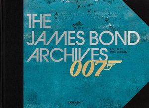 [The James Bond Archives: No Time To Die Edition(Hardcover) (Product Image)]