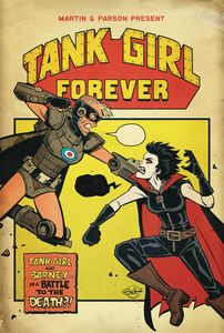 [Tank Girl #5 (Cover A Parson) (Product Image)]