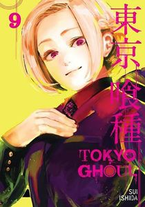 [Tokyo Ghoul: Volume 9 (Product Image)]