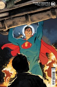 [Crime Syndicate #6 (Evan Doc Shaner Cardstock Variant) (Product Image)]