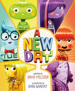 [A New Day (Hardcover) (Product Image)]