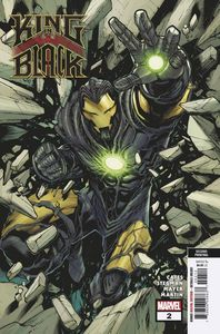 [King In Black #2 (2nd Printing Variant) (Product Image)]
