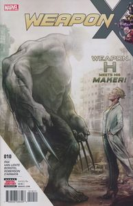 [Weapon X #10 (Product Image)]