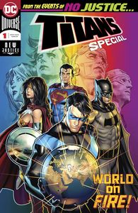 [Titans: Special #1 (Product Image)]