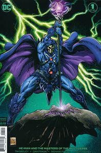 [He Man & The Masters Of The Multiverse #1 (Variant Edition) (Product Image)]