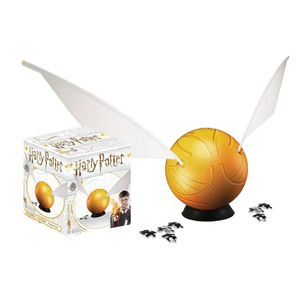 [Harry Potter: 3D Puzzle: Golden Snitch (Product Image)]