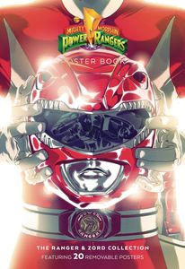 [Mighty Morphin Power Rangers: Rangers & Zords: Poster Book (Product Image)]