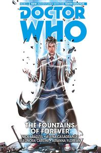 [Doctor Who: The 10th Doctor: Volume 3 (Hardcover) (Product Image)]