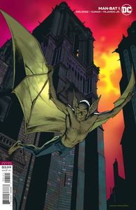 [Man-Bat #1 (Cover B Kevin Nowlan Variant) (Product Image)]