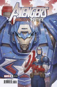 [Avengers: Mech Strike #3 (Nakayama Variant) (Product Image)]