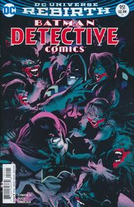 [Detective Comics #951 (Variant Edition) (Product Image)]