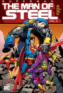 [Superman: The Man Of Steel: Volume 2 (Hardcover) (Product Image)]