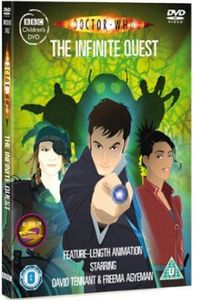 [Doctor Who: The Infinite Quest (Product Image)]