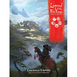 [Legend Of The Five RIngs: Emerald Empire: The Essential Guide To Rokugan (Product Image)]
