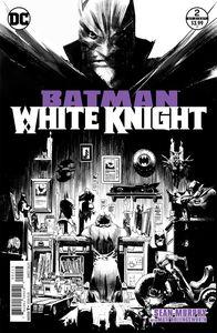 [Batman: White Knight #2 (3rd Printing) (Product Image)]