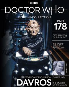 [Doctor Who Figurine Collection #178: Davros (Resurrection Of The Daleks) (Product Image)]