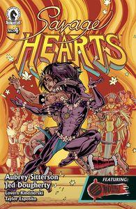 [Savage Hearts #4 (Product Image)]