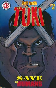 [Tuki: Save The Humans #2 (Product Image)]