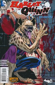 [Harley Quinn #11 (Monsters Variant Edition) (Product Image)]