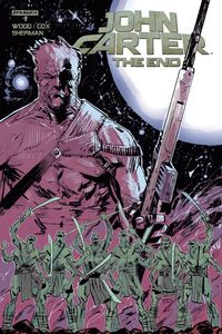 [John Carter: The End #2 (Cover A Brown) (Product Image)]