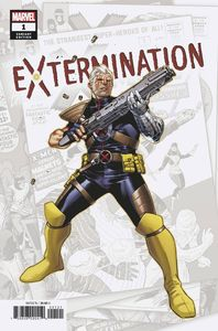 [Extermination #1 (Coipel Variant) (Product Image)]