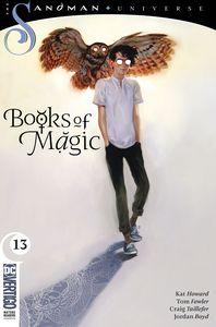[Books Of Magic #13 (Product Image)]