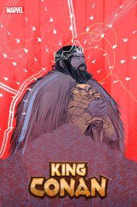 [King Conan #1 (Sauvage Variant) (Product Image)]