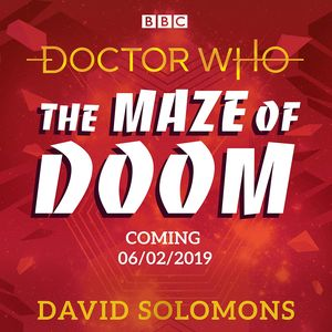 [Doctor Who: The Maze Of Doom (Product Image)]