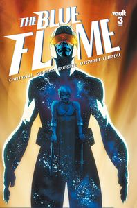 [Blue Flame #3 (Cover A Gorham) (Product Image)]