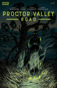 [Proctor Valley Road #2 (Cover A Franquiz) (Product Image)]