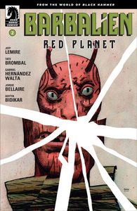 [Barbalien: Red Planet #2 (Cover A Walta) (Product Image)]