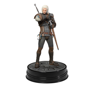 [The Witcher 3: Wild Hunt: Deluxe Heart Of Stone Figure: Geralt (Product Image)]