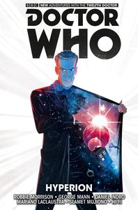 [Doctor Who: 12th Doctor: Volume 3 (Hardcover) (Product Image)]