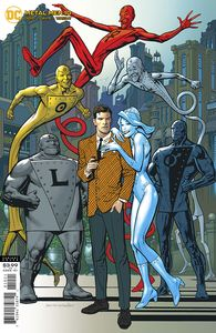 [Metal Men #10 (Kevin Nowlan Variant Edition) (Product Image)]