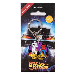 [Back To The Future: Keyring (Product Image)]