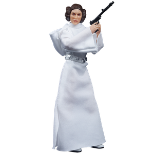 [Star Wars: A New Hope: Black Series Archive Action Figure: Princess Leia (Product Image)]