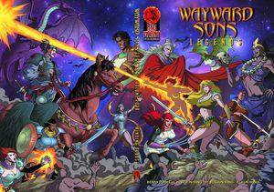 [Wayward Sons: Volume 4 (Product Image)]