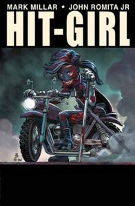 [Hit-Girl (Titan Edition - Hardcover) (Product Image)]