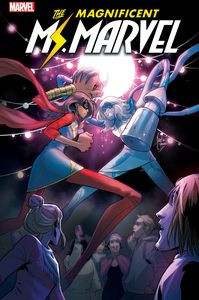 [Magnificent Ms Marvel #18 (Product Image)]