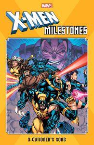 [X-Men: Milestones: X-Cutioners Song (Product Image)]