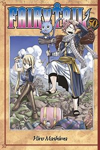 [Fairy Tail: Volume 50 (Product Image)]