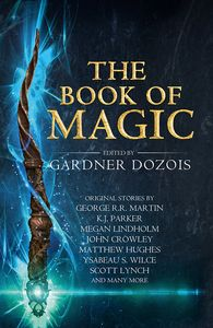 [The Book Of Magic: A Collection Of Stories By Various Authors (Hardcover) (Product Image)]